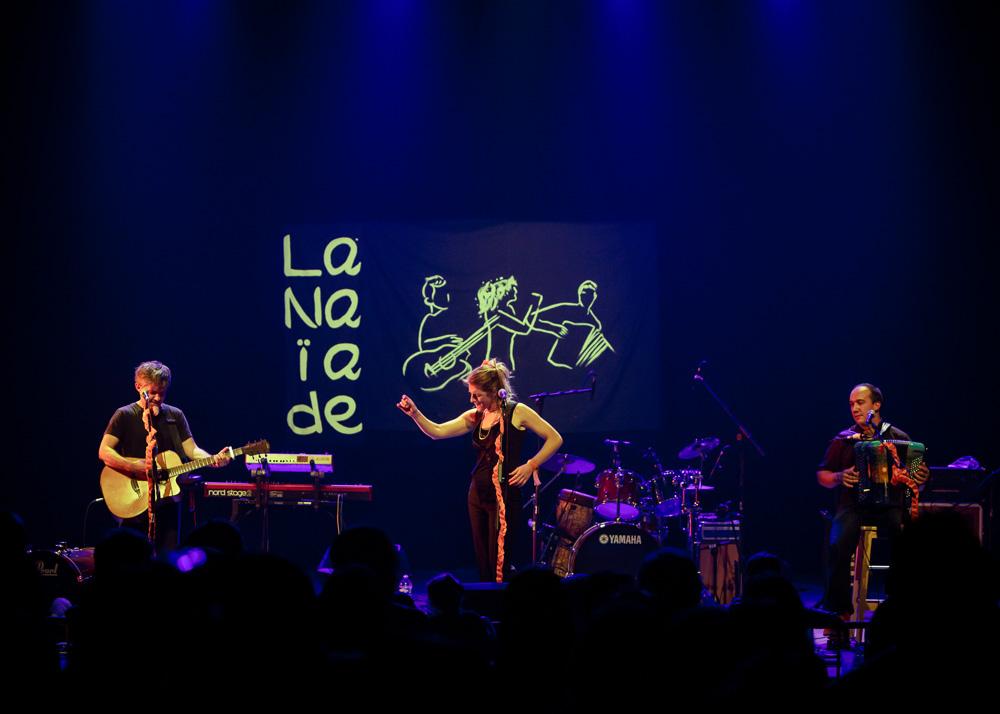 Concert Anniversaire 10 ans de La Naïade.