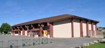 Salle des fêtes de Soues