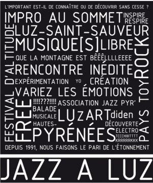 Jazz à Luz sur De scène en scène