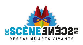 logo du réseau de scèene en scène