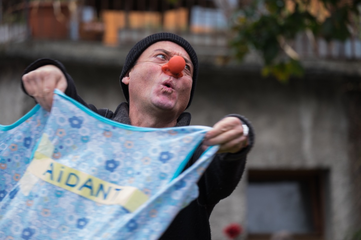 Stage « Le clown en situation !»