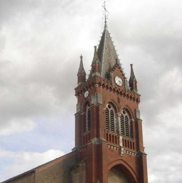 Eglise Saint-Martin (Vic-en-Bigorre) sur De scène en scène