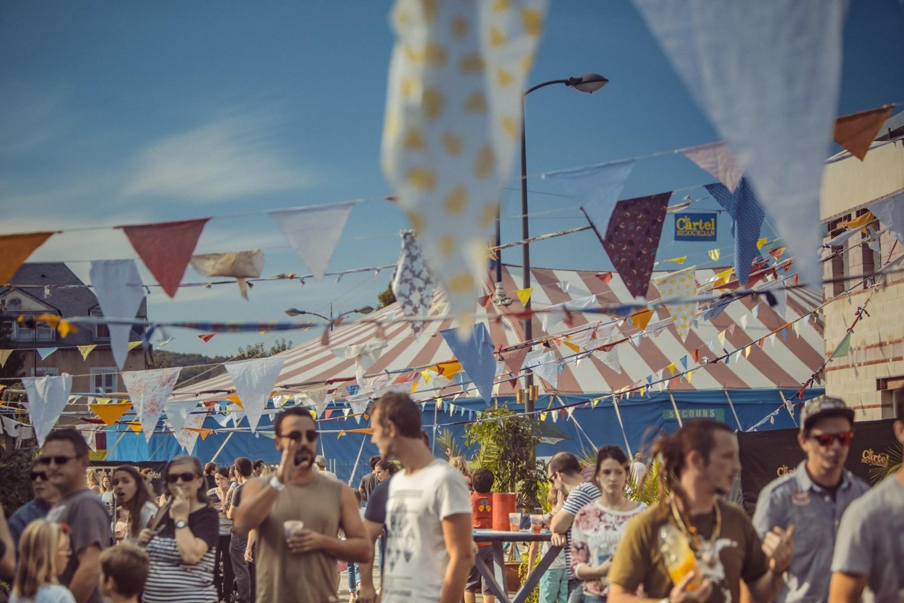 Big Bag Festival sur de scène en scène