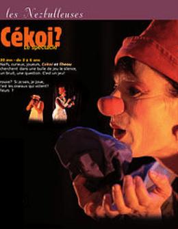 Cékoi sur De scène en scène