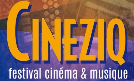 Festival Cinéziq sur De scène en scène