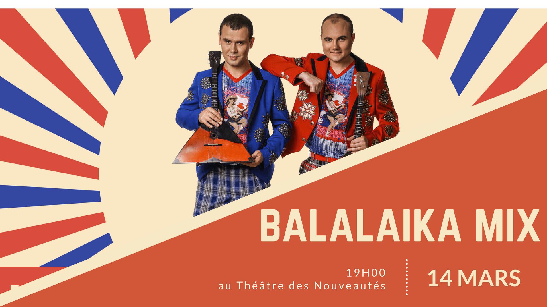 """Concert """"Balalaïka Mix"""""""