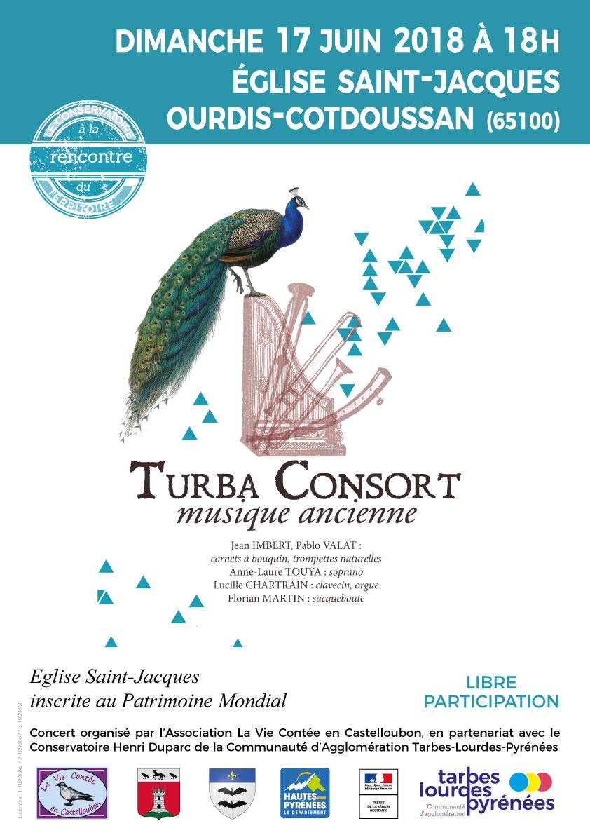 Turba Consort : musique ancienne