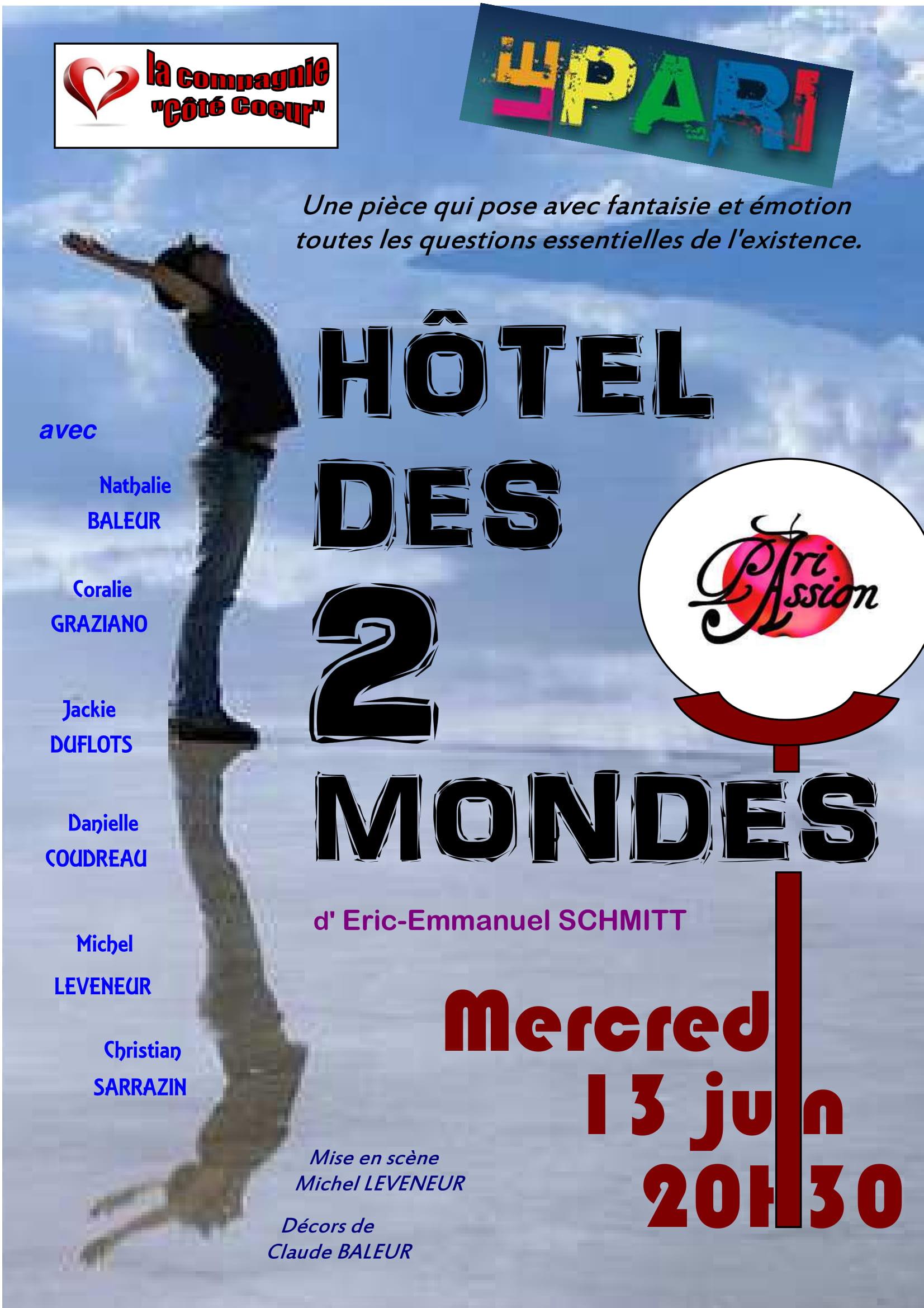 Hôtel des 2 Mondes