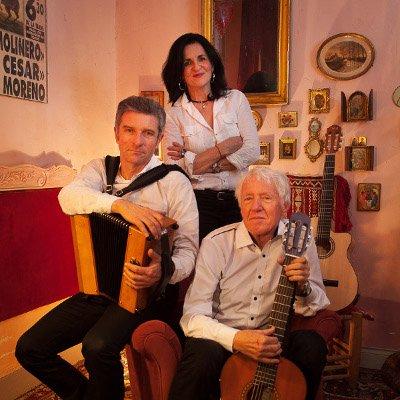 Pat y picos en concert à Argeles Gazost