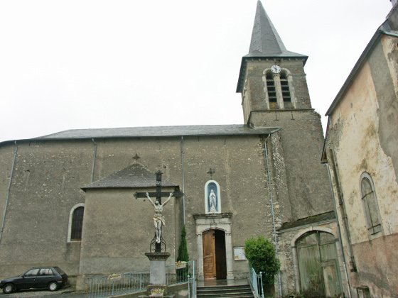 Église Saint-Julien (Gerde )