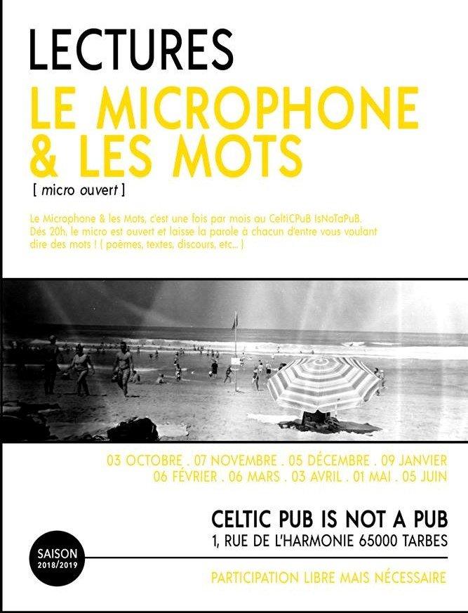Le Microphone & les Mots