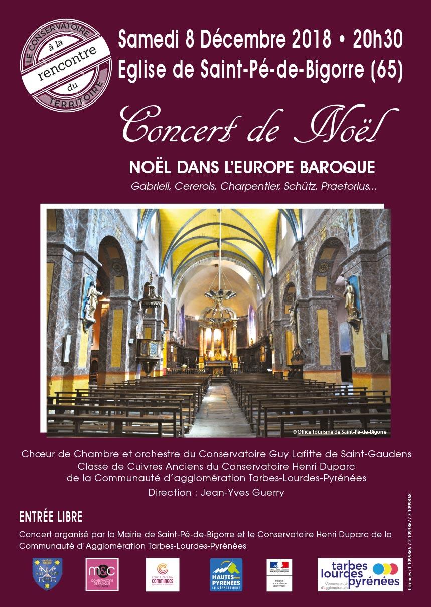 Noël dans l'Europe Baroque