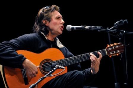 Concert de Serge Lopez