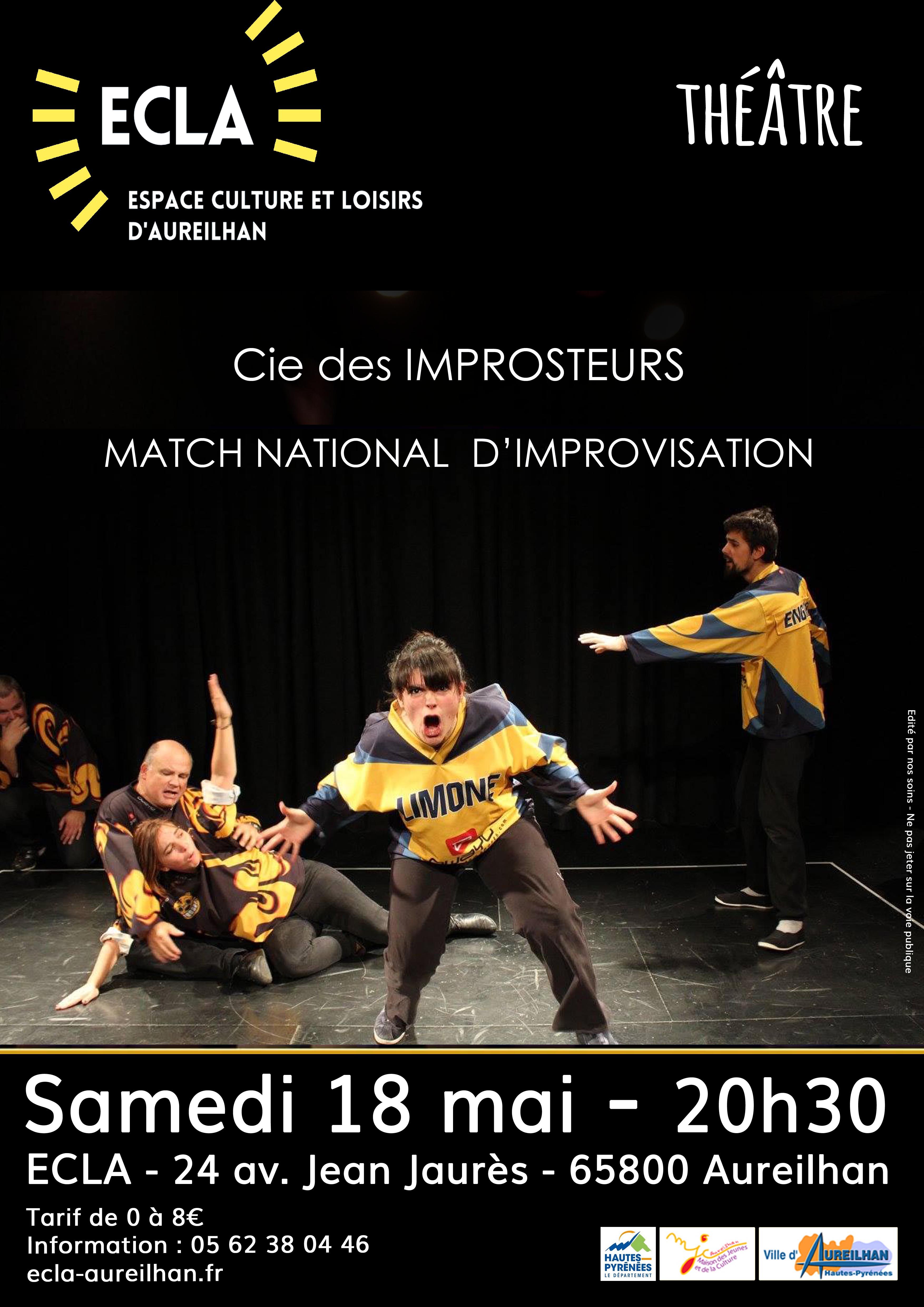 « Match National d'Improvisation »