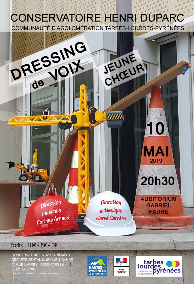 """Concert """"Dressing de Voix"""""""