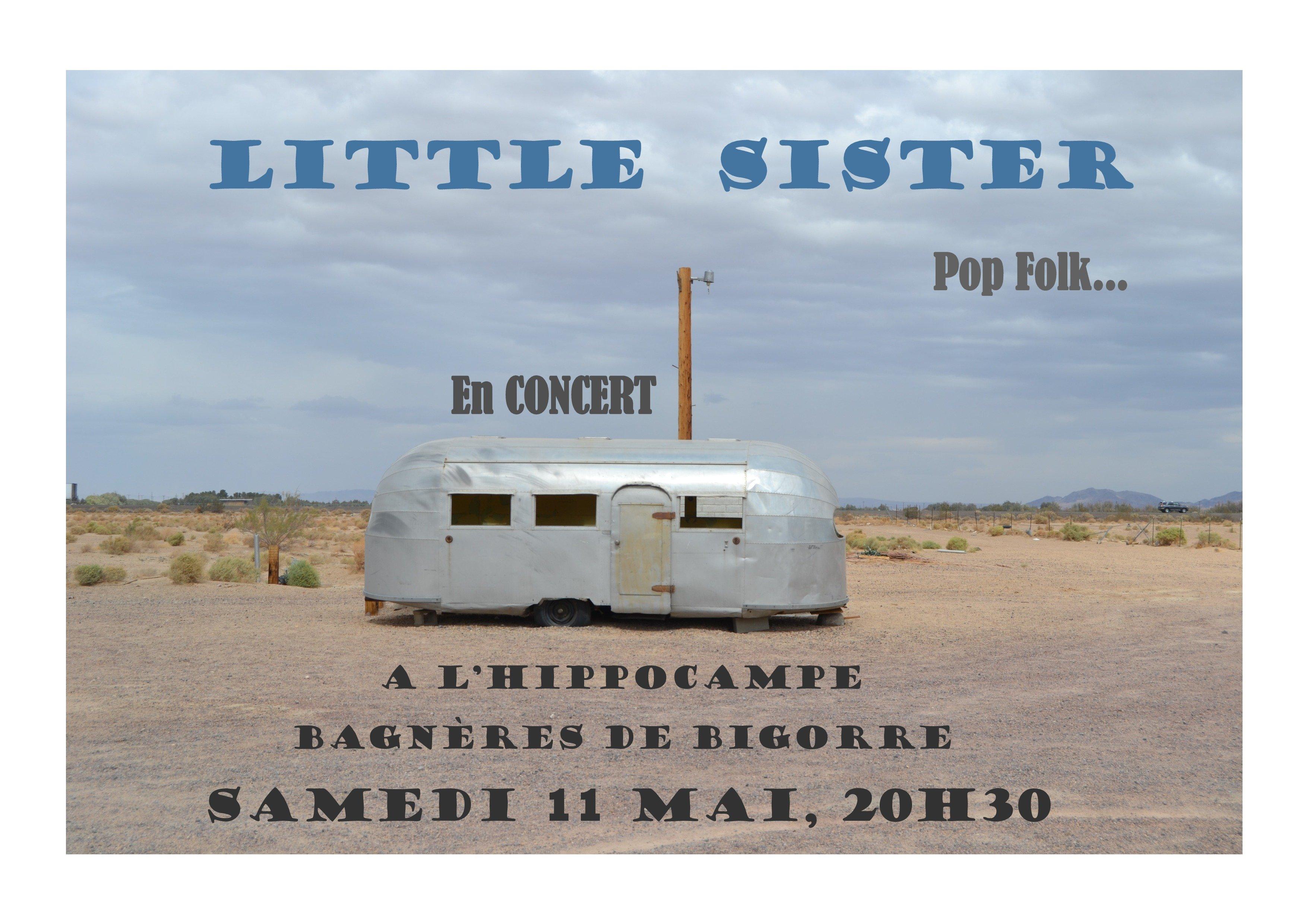 Concert Little Sister