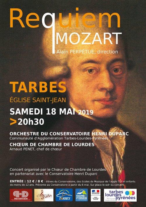 """Concert """"Requiem"""" Mozart"""