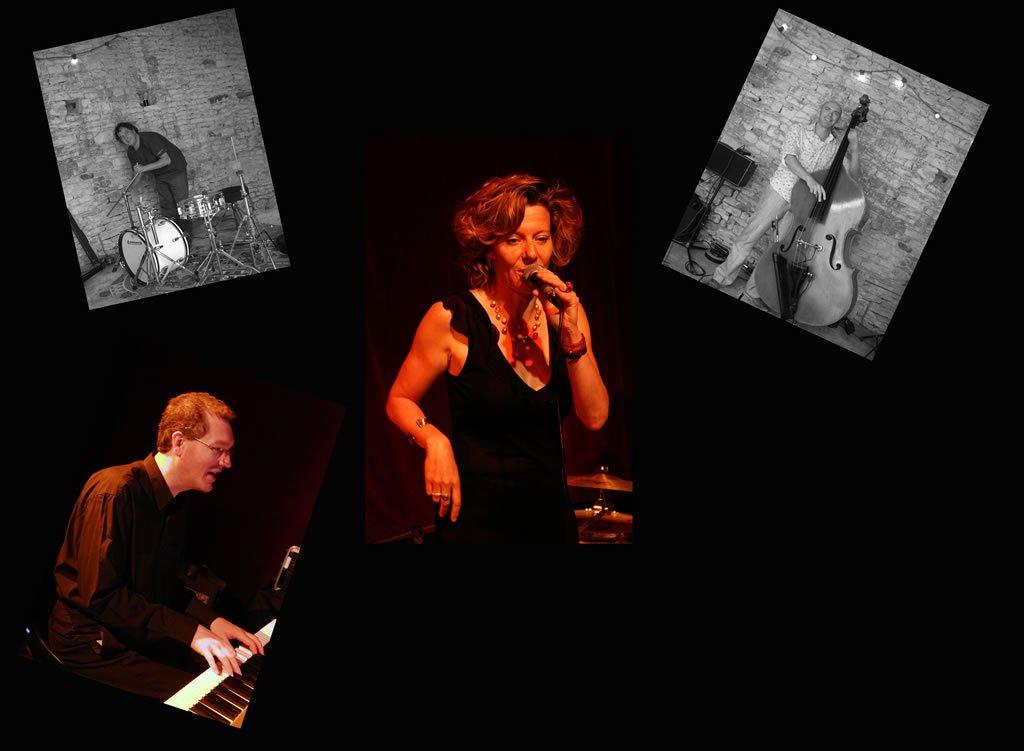 Claire Benoît Trio en concert