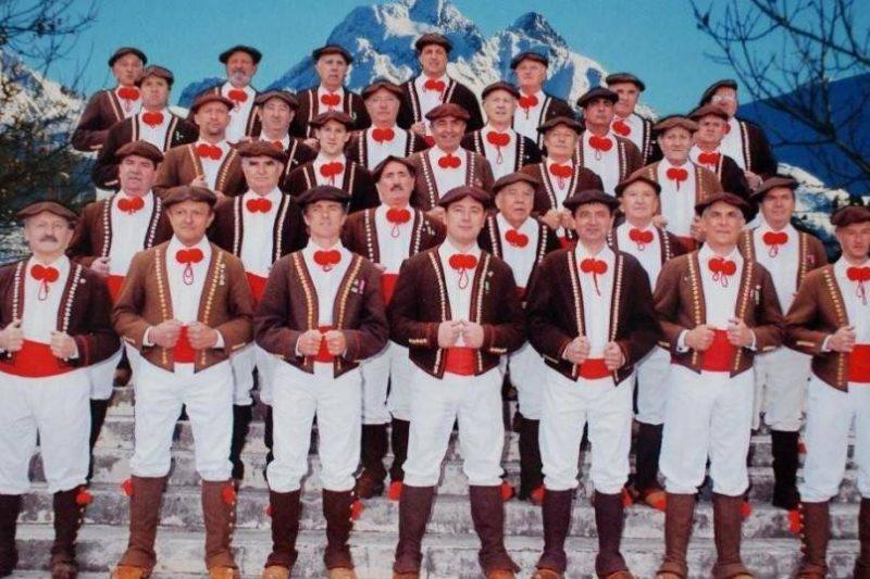 Concert : les Chanteurs du Comminges