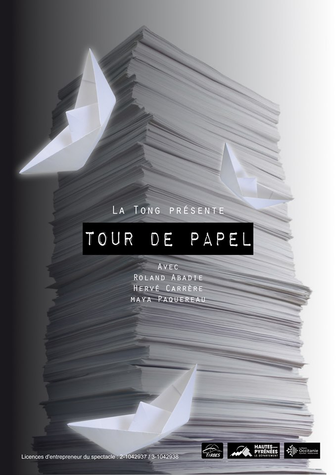 LA TOUR DE PAPEL