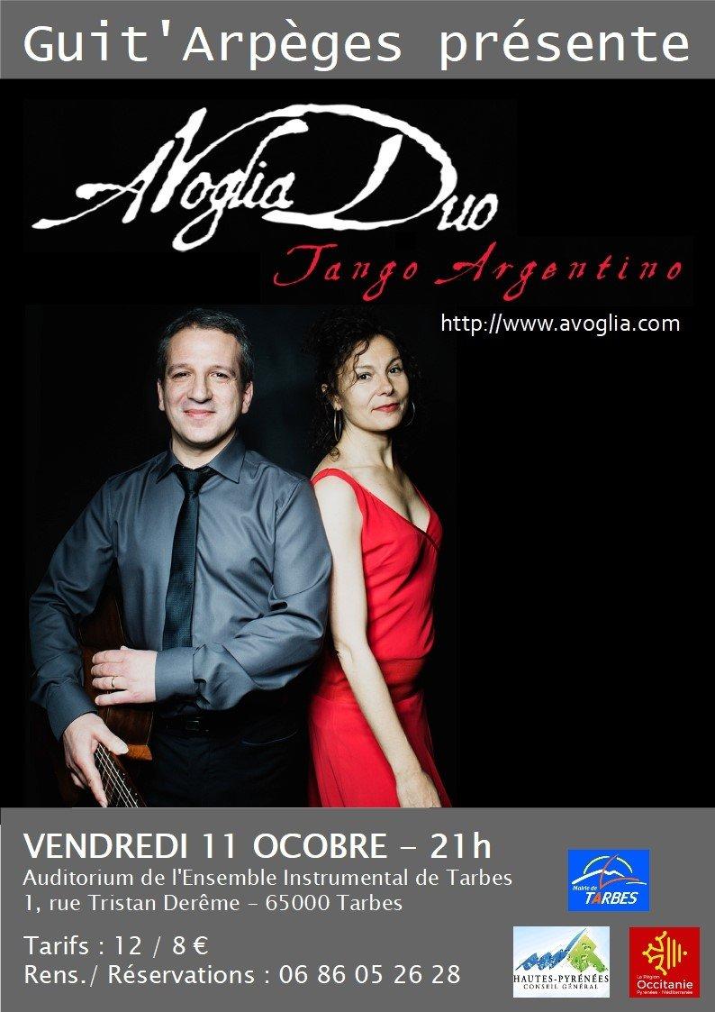 A Voglia Duo - Tango Argentino