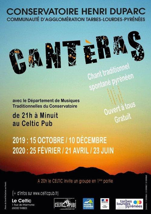 Les Cantèras du Conservatoire