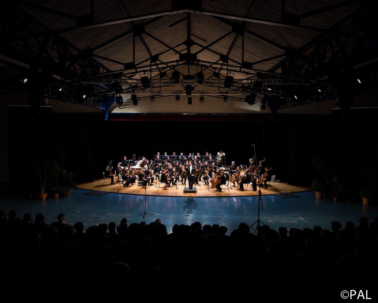 """O.S.S.O """"Concert du Nouvel An"""" - REPORTE"""