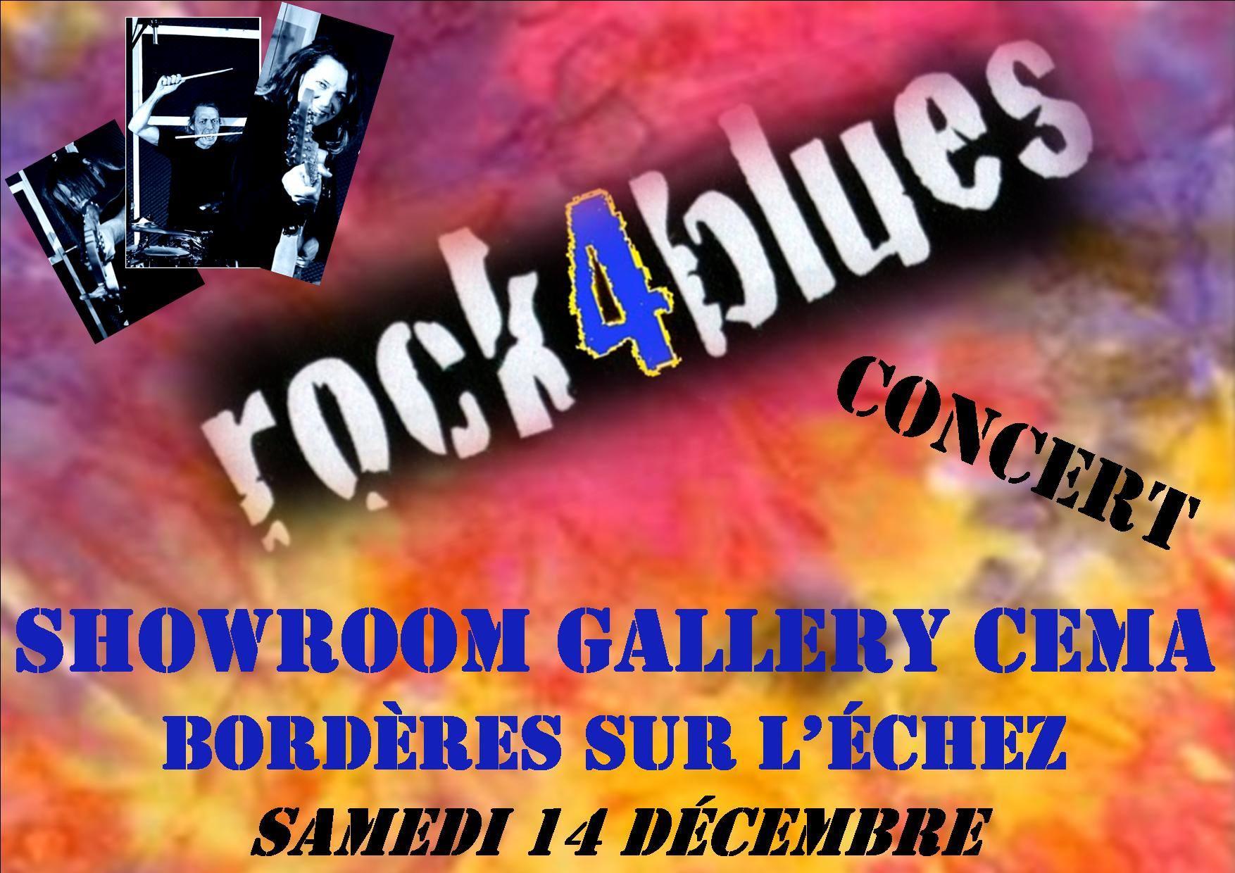 Concert Rock4Blues