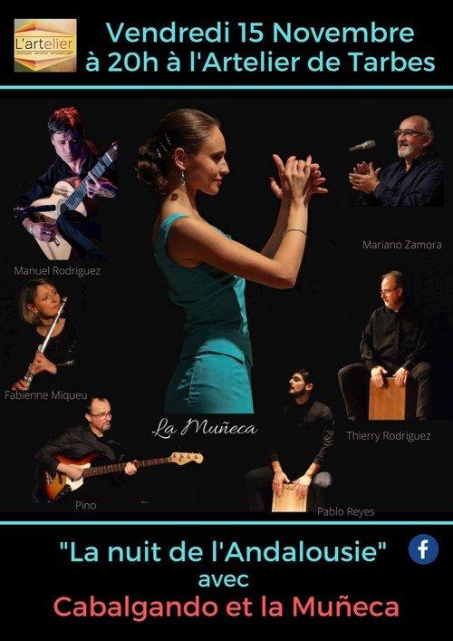 CABALGANDO flamenco