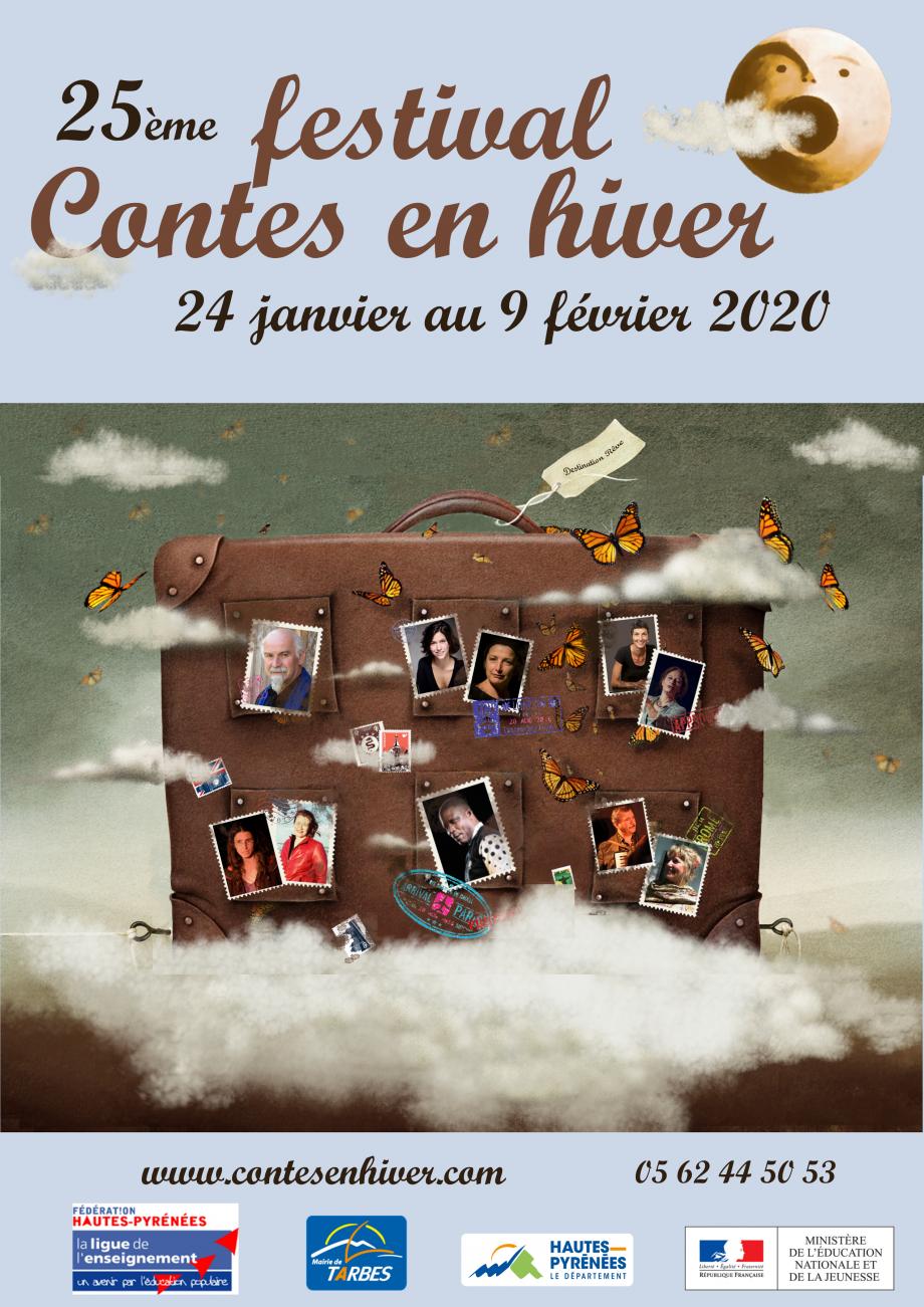 Festival Contes en Hiver