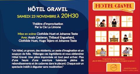 HOTEL GRAVEL