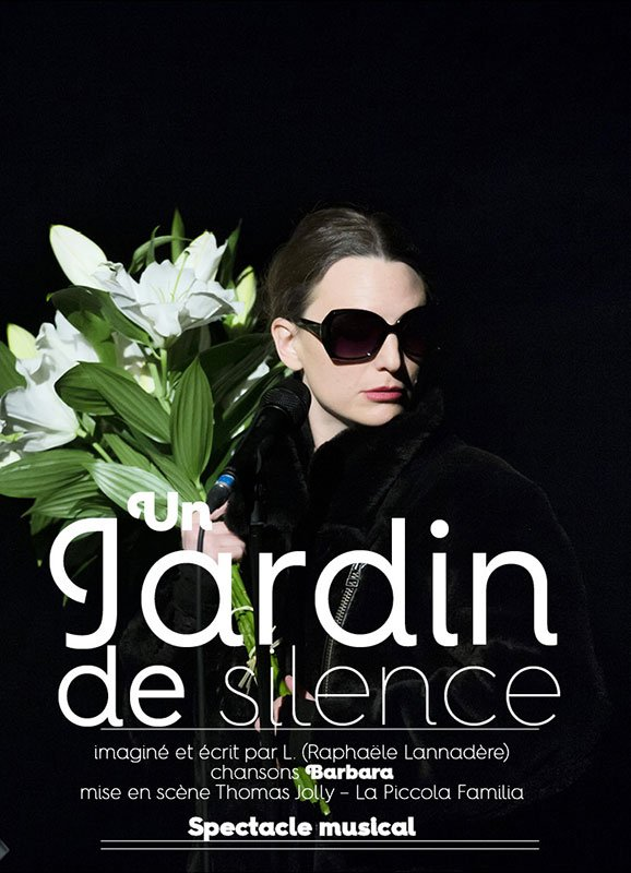 Un jardin de silence / Barbara
