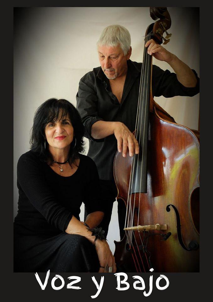 Pat y Picos invite au premier concert de VOZ Y BAJO