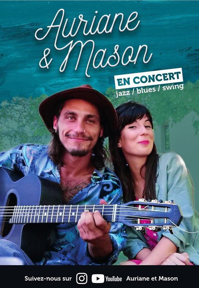 Concert Auriane & Mason