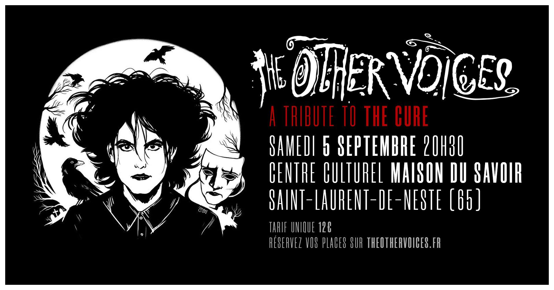 The Other Voices - A Tribute to The Cure