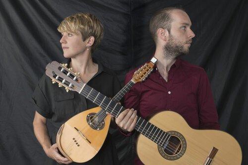 Concert de Mandoline et Guitare : Duo Topaze
