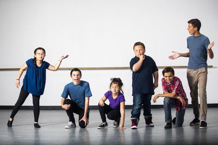 La Fabrication du théâtre (7 à 11 ans)