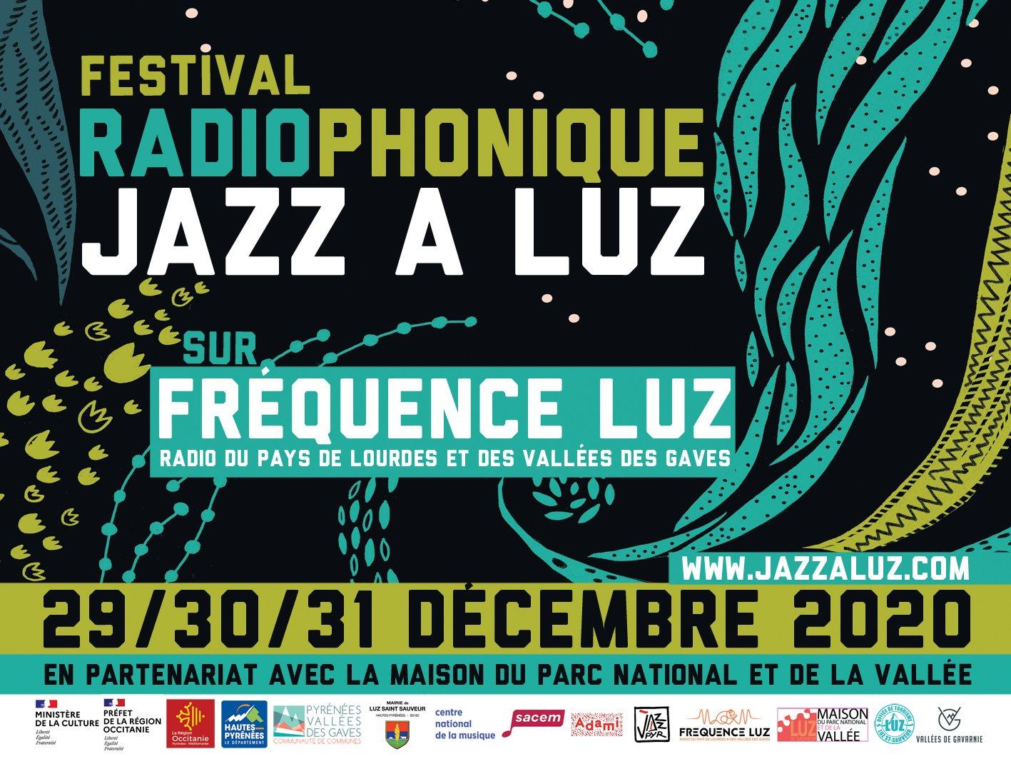 Festival radiophonique Jazz à Luz