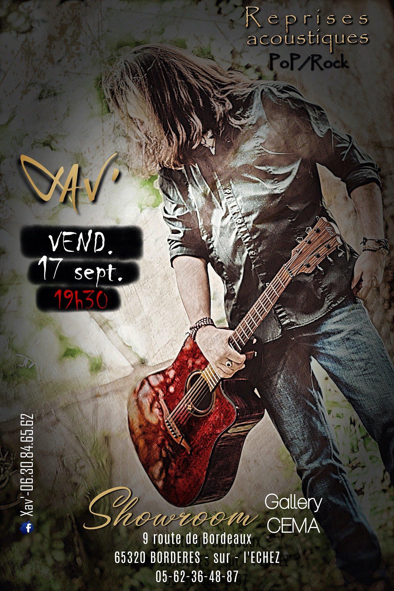 Concert Xav'
