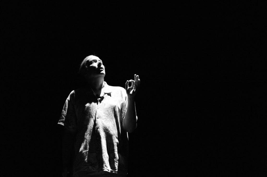 Franck Lepage - Conférence gesticulée | Reporté